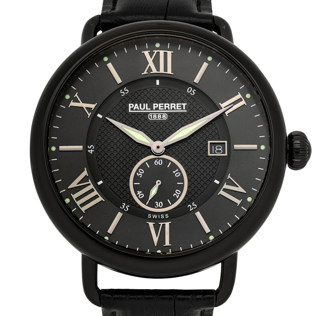 Paul Perret Dumas Men's Swiss quartz Watch