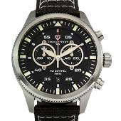TschuyVogt AC1 Sentinel Mens Swiss Chronograph Watch