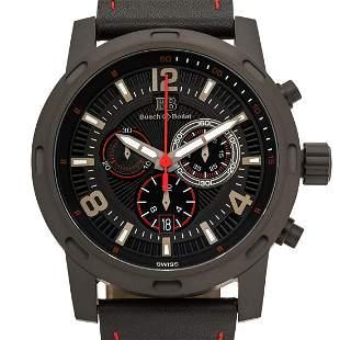 Baracchi Mens Chronograph 46mm Case Watch