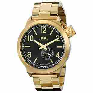 Vestal Canteen Metal Japanese-Quartz Watch with