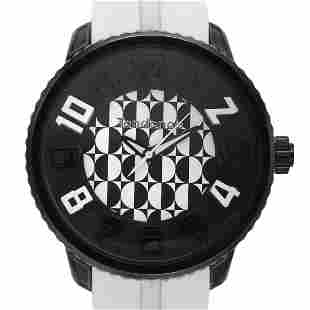 Tendence 57mm Case Sporty Analog Men's Watch