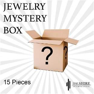 15 Piece Jewelry Mystery Box