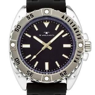 Tavan Sporty Bold Bezel 47mm Case Men's Watch