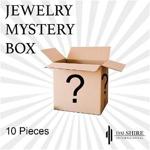 10 Piece Jewelry Mystery Box