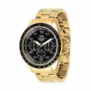 Vestal Men's ZR2 Watch - Gold/Black