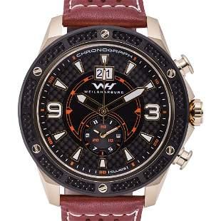 Weil and Harburg Murdoch Chronograph Mens Watch