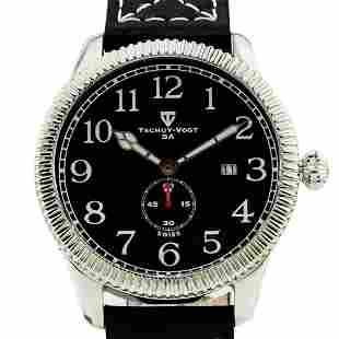 Tschuy-Vogt A24 45mm Case Cavalier Mens Watch