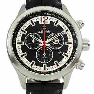 Jules Breting Nostromo 45mm Case Men's Swiss Watch
