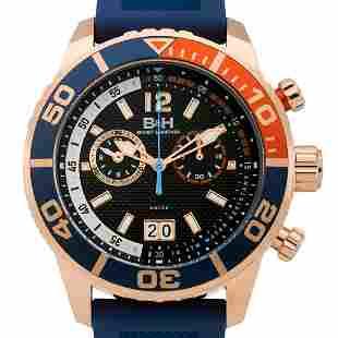 Brandt & Hoffman Swiss Chronograph Mens Watch