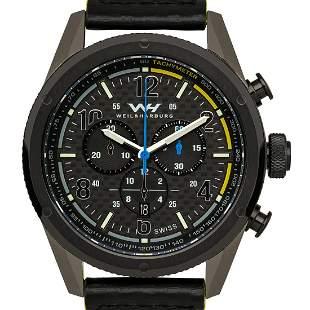 Weil & Harburg Men's Swiss Chronograph Watch
