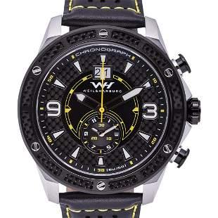 Weil and Harburg Murdoch Men's Swiss Chronograph Watch