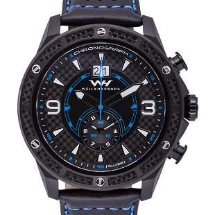 Weil & Harburg Murdoch Chronograph 50mm Case Watch