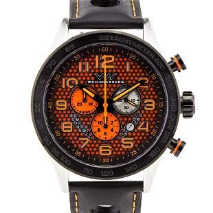 Weil & Harburg Karkin Mens Chronograph Watch