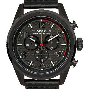 Weil & Harburg Peake Mens Swiss Chronograph Watch