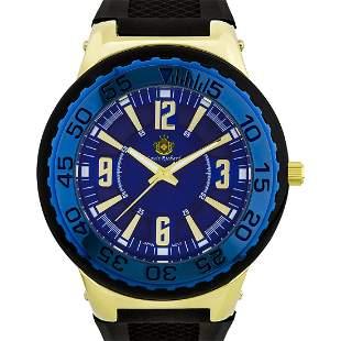 Louis Richard Sporty Dial 53mm Case Men's Watch