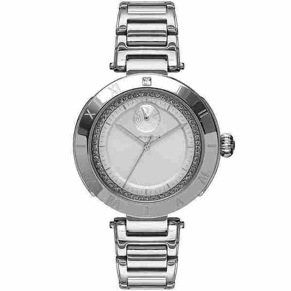 Vestal Women's RSE3M001 Stainless Steel Watch