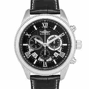 Balmer E-Type Chronograph Mens Watch