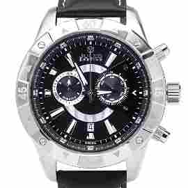 Jules Breting Icarus Men's Swiss Chronograph Watch