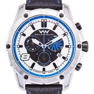 Weil & Harburg Swiss Chronograph Huxley Men Watch