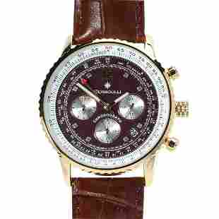 Bernoulli Aviator Mens Pilot Watch