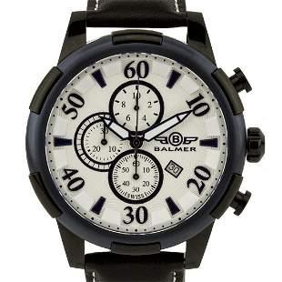 Balmer Mulsanne Mens Chronograph Watch