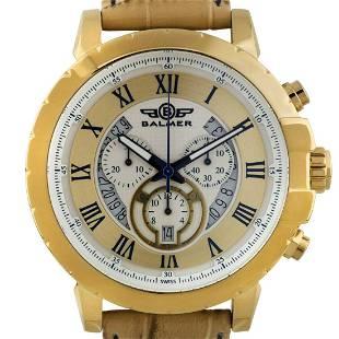 Balmer Atalante Men's Swiss Chronograph Watch
