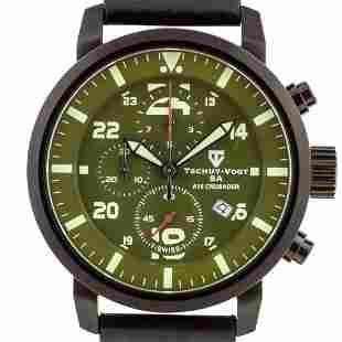 Tschuy-Vogt A15 Crusader 46mm Case Swiss Watch