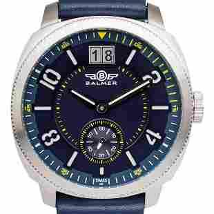Balmer Swiss Made Stratos Mens Watch
