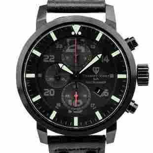 Tschuy-Vogt Crusader 46mm Case Swiss Watch