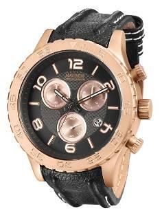 51 mm Men's Magnum Captain Quartz Watch
