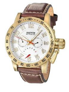 48 mm Men's Magnum Dean Quartz Watch