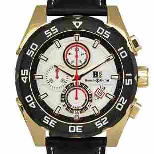 Buech & Boilat Torrent Mens 44mm Case Watch