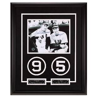 Williams & DiMaggio Hall Of Fame Legends