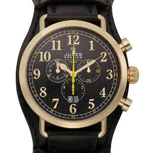 Jules Breting Discovery One Chronograph Mens Watch