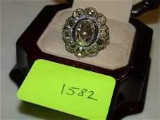 5582: Ring - Diamond Yellow Gold