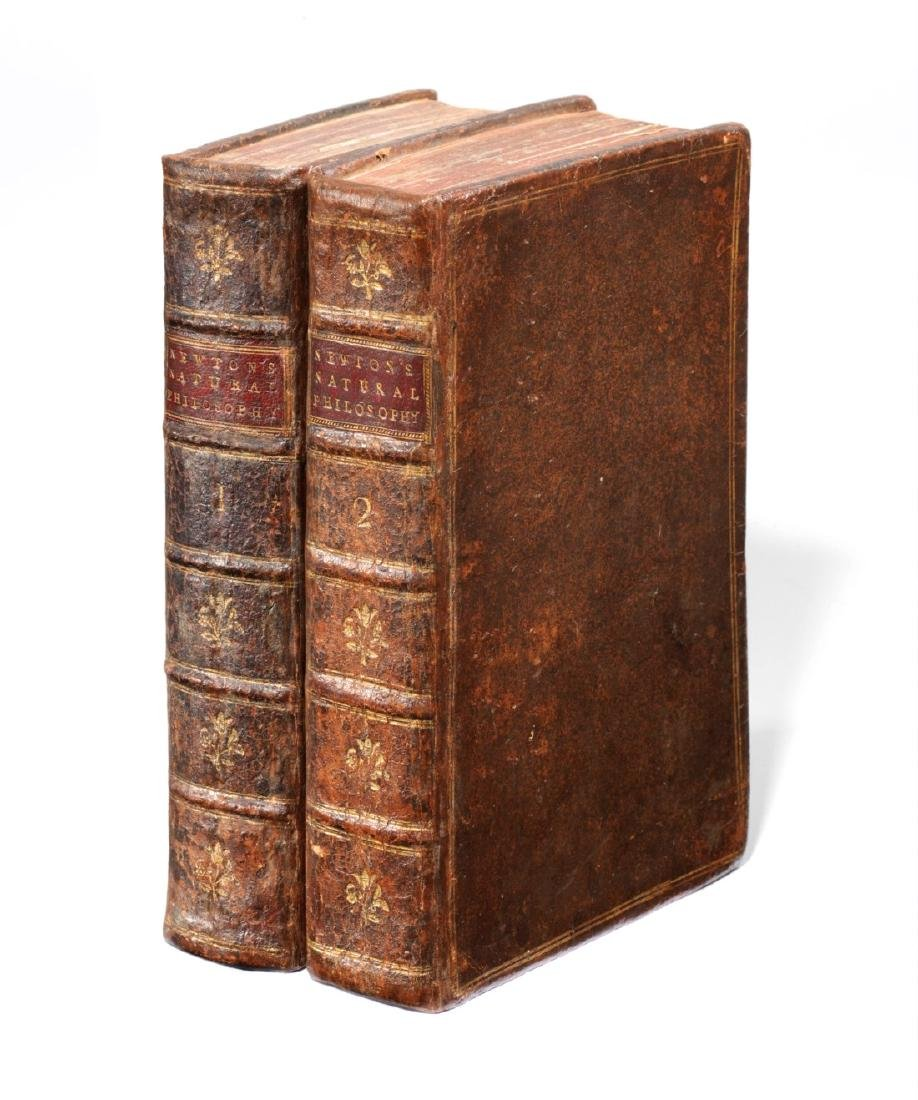 Newton's Principia in its first English edition