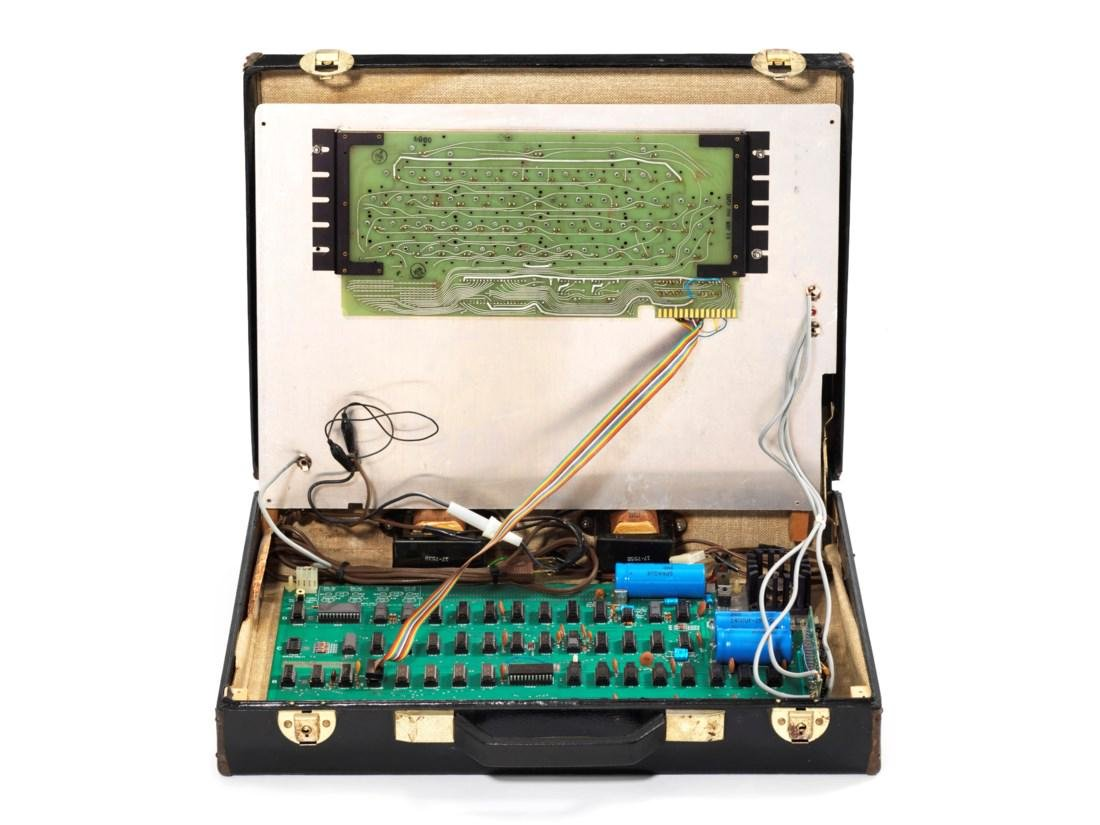 The first Apple computer - 5