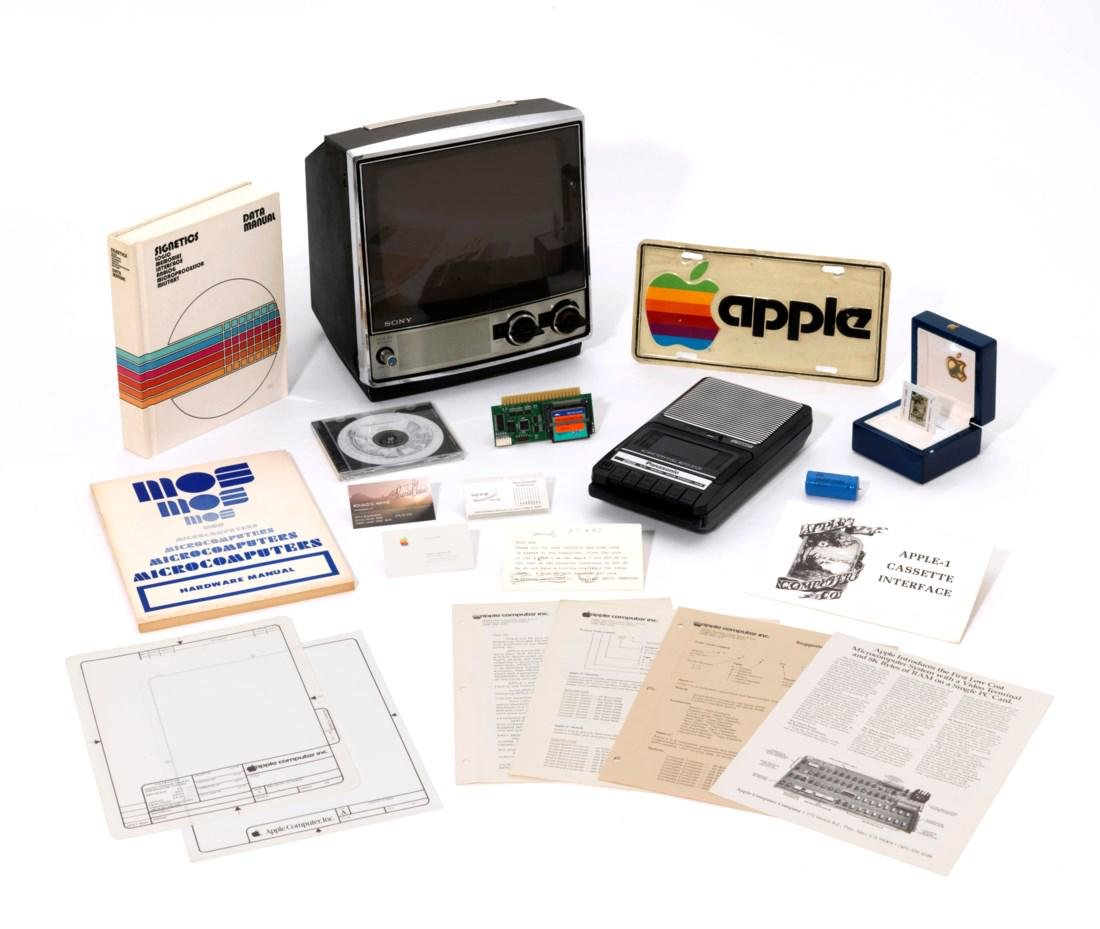 The first Apple computer - 7