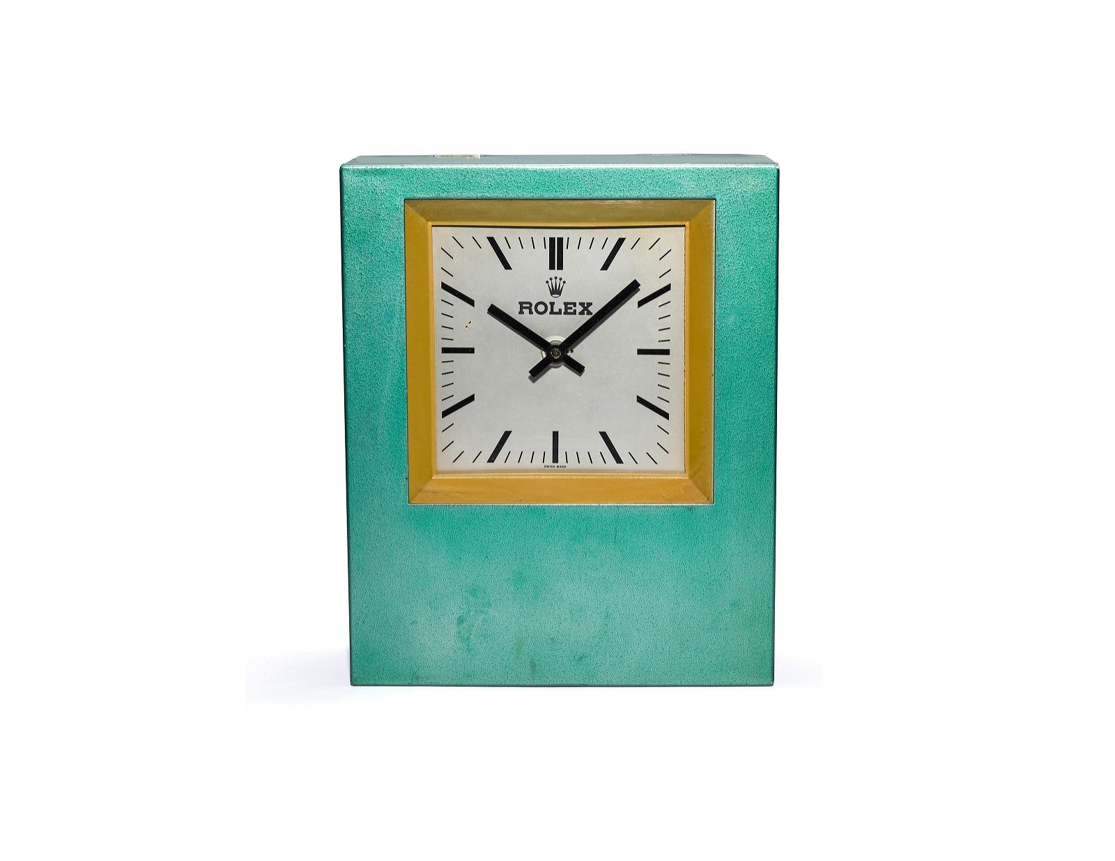 ROLEX, A LARGE AND ATTRACTIVE WALL CLOCK