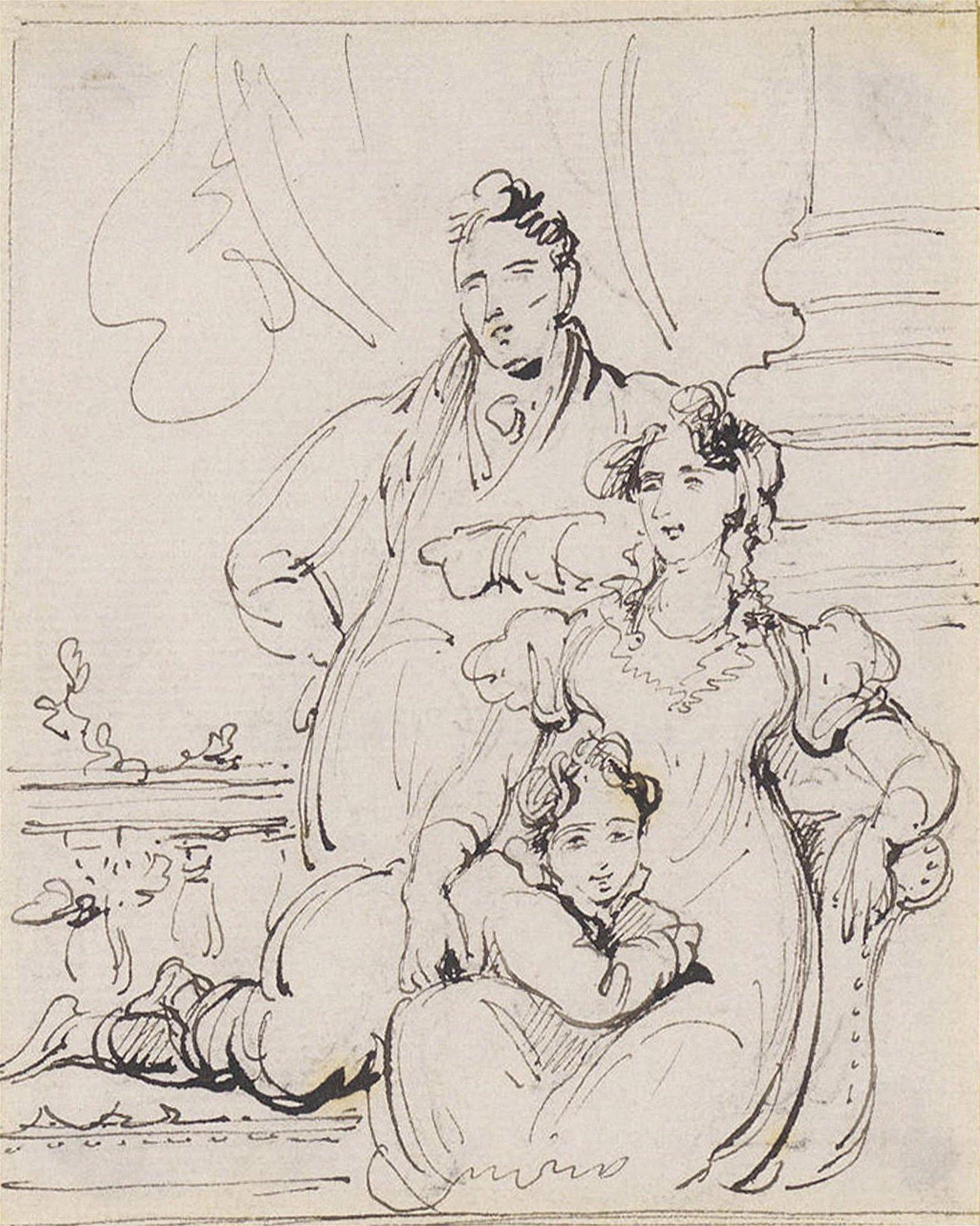 George Chinnery (London 1774-1852 Macau, China)