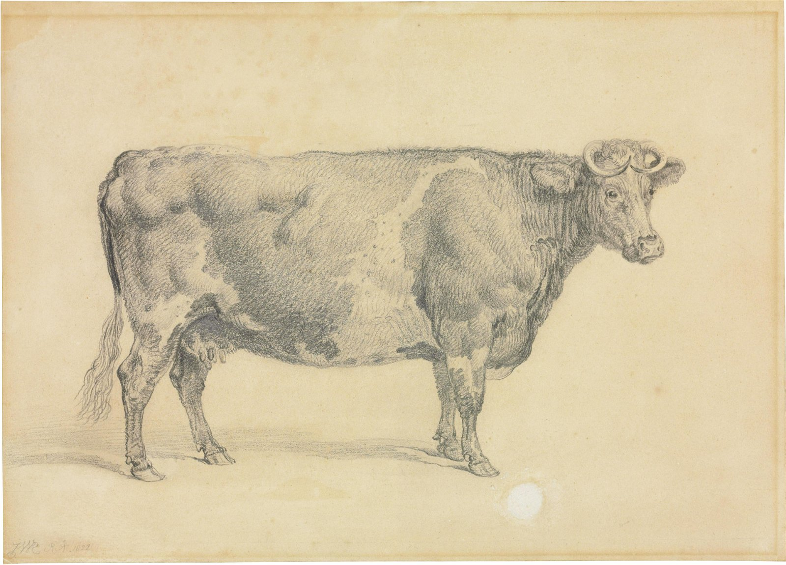 James Ward, R.A. (London 1769-1859 Cheshunt)