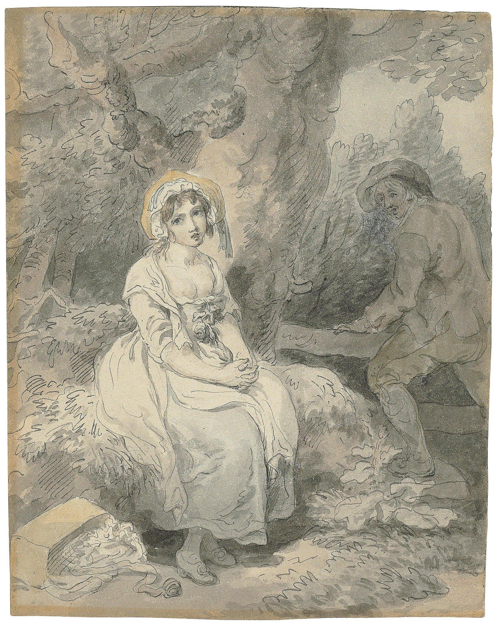 Francis Wheatley, R.A. (London 1747-1801 Middlesex)