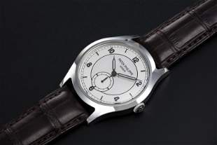 PATEK PHILIPPE, REF. 5565A-001, A LIMITED EDITION STEEL