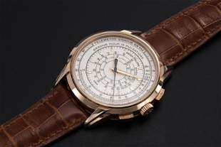 PATEK PHILIPPE, REF. 5975R , A LIMITED EDITION GOLD
