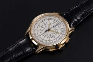 PATEK PHILIPPE, REF. 5975J, A LIMITED EDITION GOLD