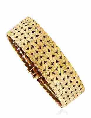 BUCCELLATI GOLD BRACELET