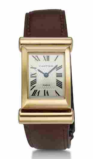 CARTIER, DRIVER, 18K YELLOW GOLD, REF. W1523256, 150TH