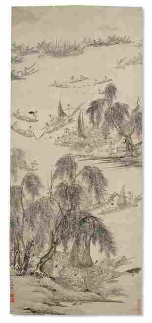 ZHU ZHU (16TH-17TH CENTURY)