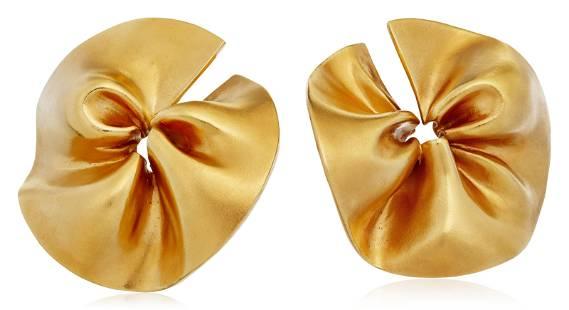 JAR ALUMINUM EARRINGS