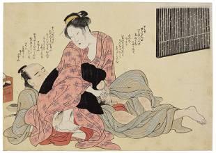KATSUKAWA SHUNCHO (ACT. 1781-1801)